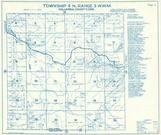 Township 4 N., Range 3 W., Nehalem River, Buck Mtn., Columbia County 1956